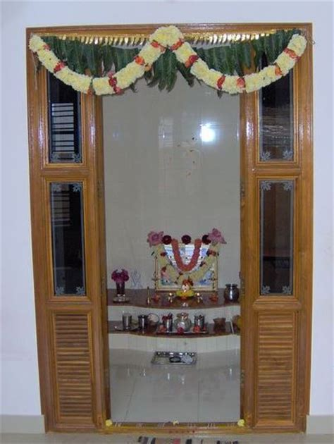 How To Decorate Home Mandir by Pooja Room Designs For Home Pooja Room Designs