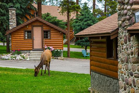 jasper cabin for 2 persons becker s chalets