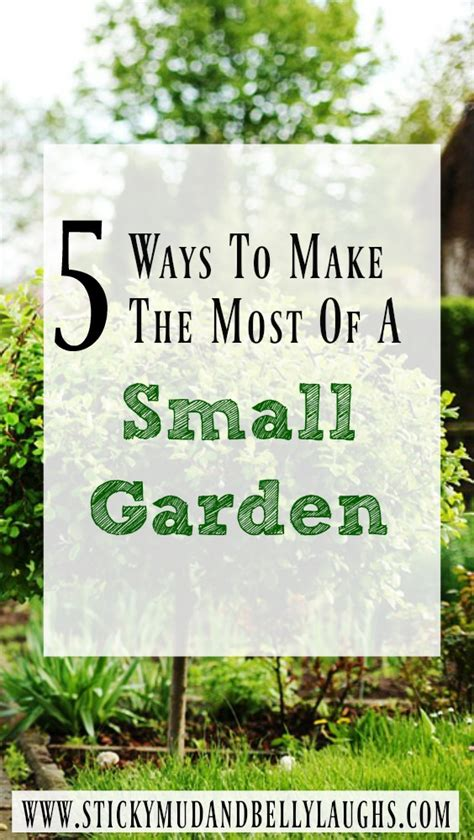 how to make the most of a small space apartment living small gardens and how to make the most of them ebook