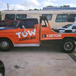 Tow Truck Accessories Brisbane Tow Truck Firm Claims Queensland Service Not Paying