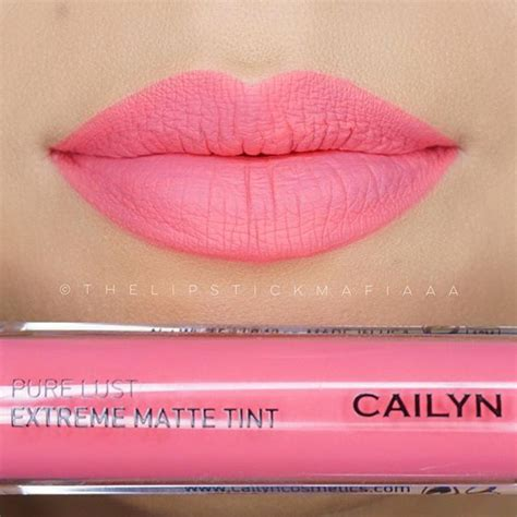 Cailyn Matte Lip Tint 21 best images about cailyn lust matte tint