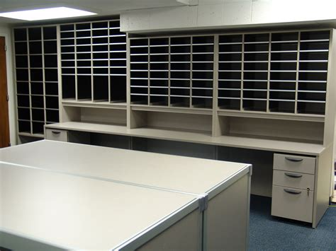 Mail Room by Mailroom Modern Office Systems