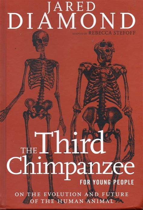 chimpanzees and human evolution books book review the third chimpanzee for skjam