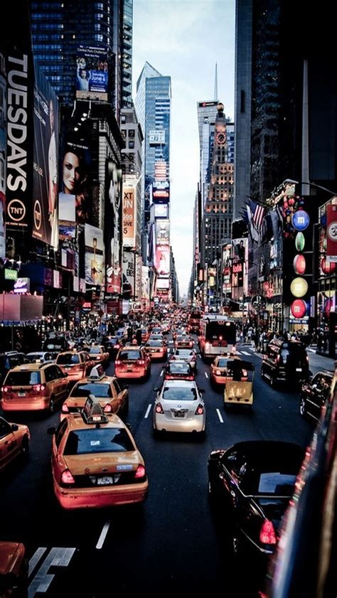 Phone Lookup Ny New York City Traffic The Iphone Wallpapers