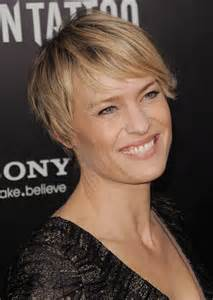 robin wright haircut canada pixie and robins on