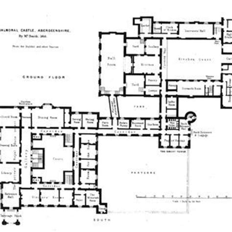 balmoral castle floor plan 22 best images about balmoral castle on