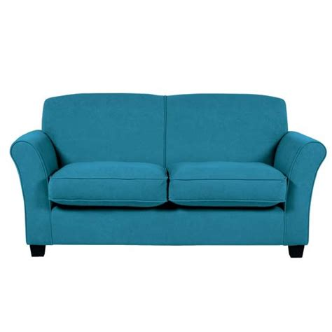 teal sofa from homebase budget sofas housetohome co uk
