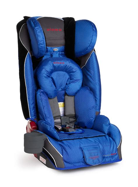 folding booster seat 5 point harness diono radian rxt convertible folding car seat cobalt