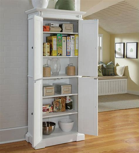 24 Beautiful And Functional Free Standing Kitchen Larder