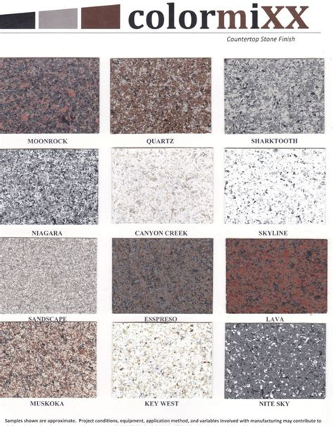 formica countertops colors countertop refinishing colors vanity refinishing