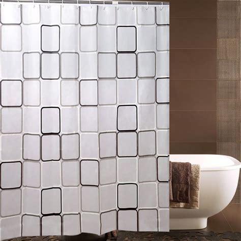 modern bathroom shower curtains waterproof shower curtain modern bathroom liners peva w