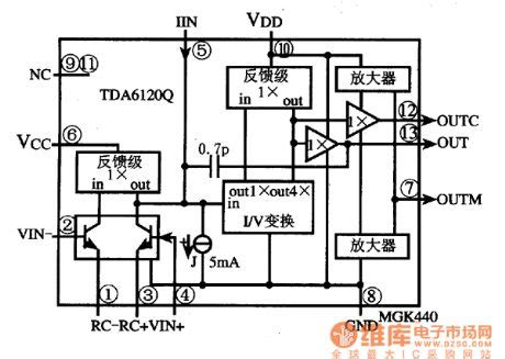 what did the integrated circuit consist of index 1798 circuit diagram seekic