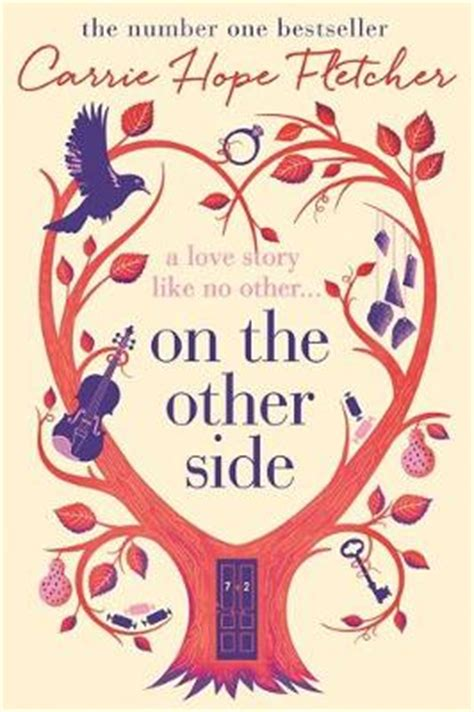 the other side picture book on the other side by carrie fletcher waterstones
