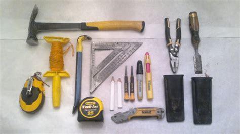 tool belt setup best tool belt page 26 tools equipment contractor