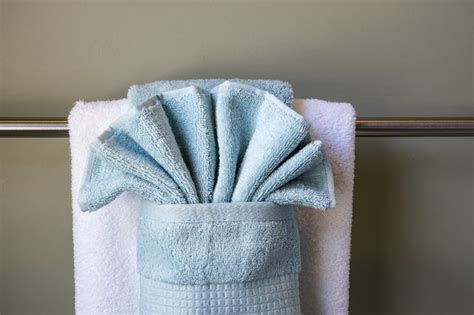 bathroom towel folding ideas how to hang bathroom towels decoratively bathroom towels