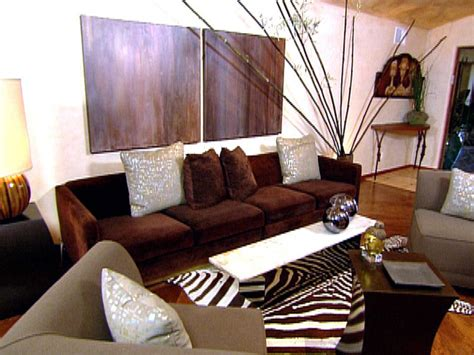 decorating a livingroom small room design hgtv small living room ideas design