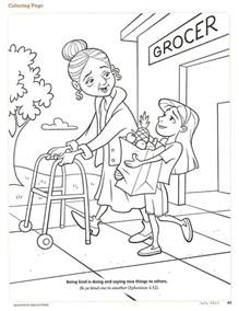 Galerry joy coloring page fruit spirit