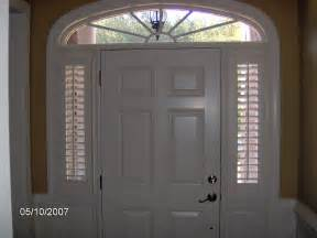 door coverings glass front door shutters are the solution for sidelights privacy