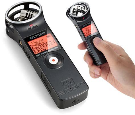 Paket Zoom H1 Handy Recorder Dan Aph 1 Accessory grabar ensayos con un iphone accesorios y otros guitarristas info