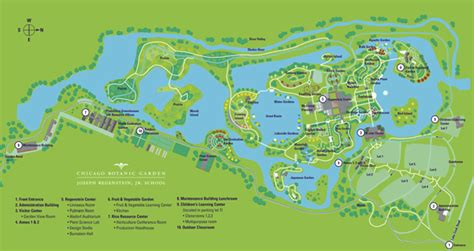 chicago botanic garden map regenstein school classroom map chicago botanic garden