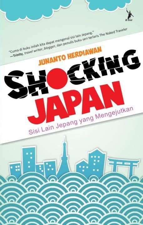 Buku The About Japan buku shocking japan is a journey