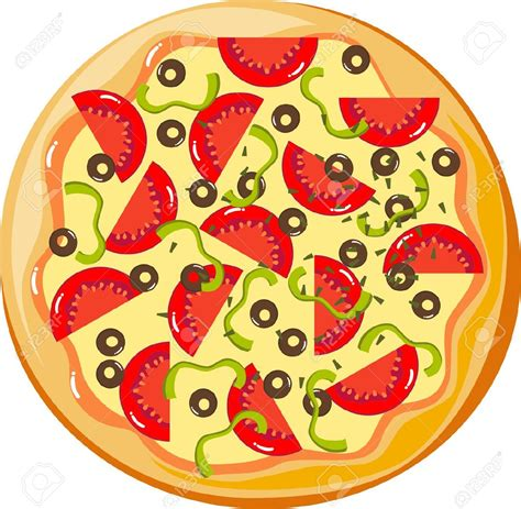 clipart vectors pizza clipart vector clipartxtras