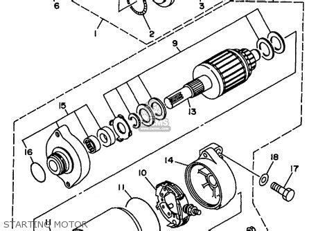 yamaha g16 engine diagram car repair manuals and wiring