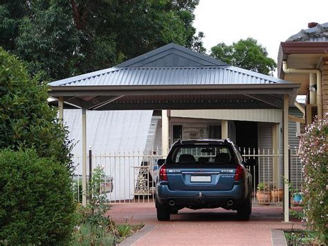 Cost Of Car Port by How Much Does A Carport Cost