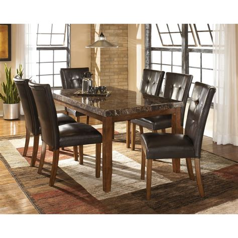 lacey medium brown dining uph side chair cn