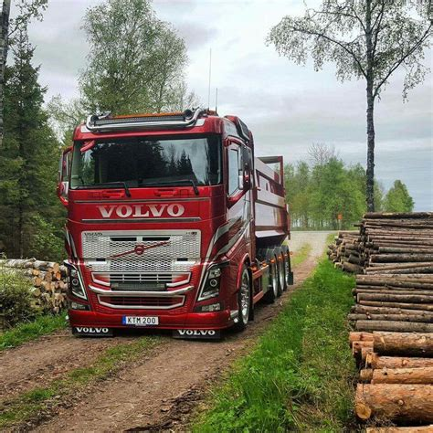 Volvo Fh Amazing And Cool Big Rig Trucks Pinterest