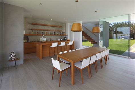 Kitchen Chairs And Matching Bar Stools Peruvian Home With Clear Views Of The Horizon From Every