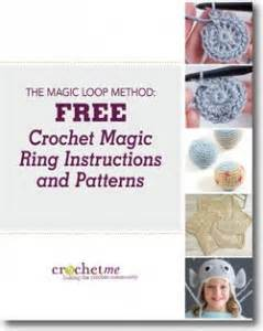 pattern magic english free download magic ring crochet technique ultimate free guide and