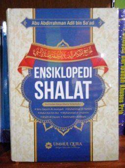 buku ensiklopedi shalat penerbit ummul qura
