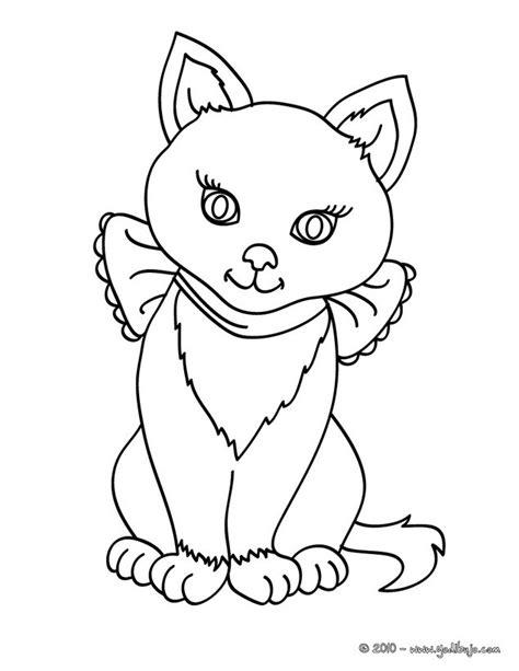 imagenes para dibujar gatos dibujos para colorear cachorro de gato siames es