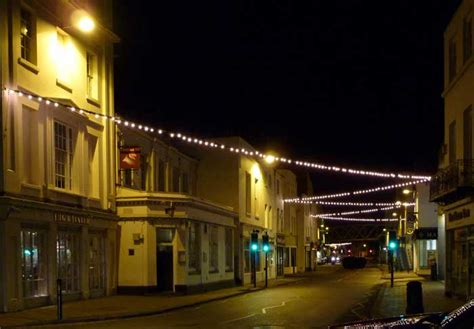 royal leamington spa christmas lights