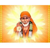 Shirdi Sai Baba HD Wallpaper