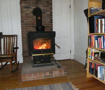 How To Install A Wood Burning Stove Into A Fireplace by Buying Installing And Maintaining A Woodstove