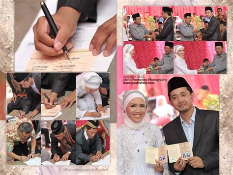 Contoh Desain Foto Wedding | contoh desain kolase album foto wedding fotografer