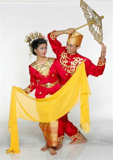 Payung Tari Brukat Hias Tradisional tari tradisional