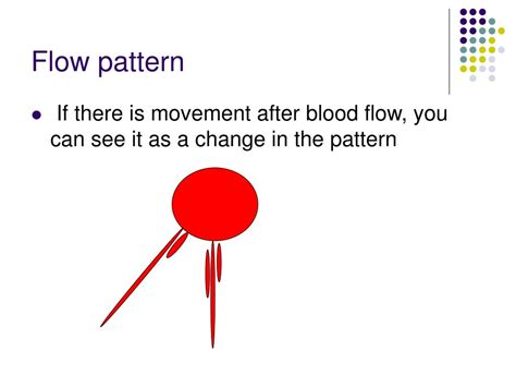 flow pattern definition blood ppt bloodstain pattern analysis powerpoint presentation