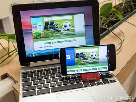 android apps on chromebook this is what it s like so far to use android apps on a chromebook android central