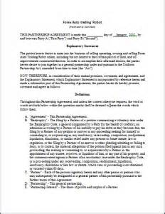 Tri Party Agreement Template strategic partnership agreement template word documents