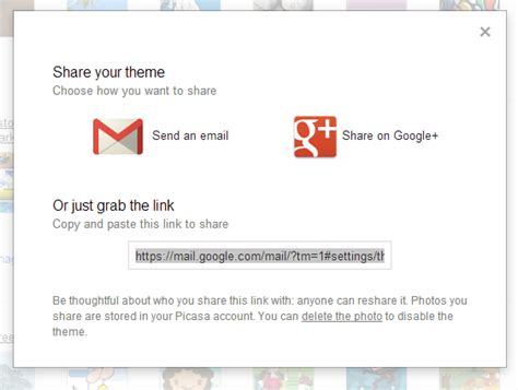 gmail calendar themes share gmail themes
