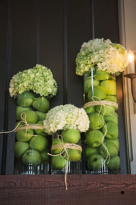 dining room table centerpiece wedding ideas