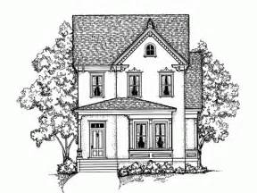 Victorian House Drawings victorian house plan with 2277 square feet and 4 bedrooms from dream