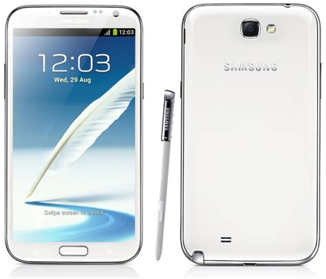 the tablet pc samsung galaxy note 2 software and social