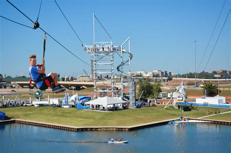 oklahoma city boat house oklahoma city boathouse ropes courses inc