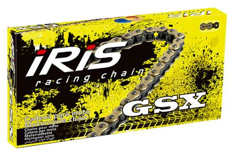 cadenas moto iris gsx motorcycle chain iris chains moto