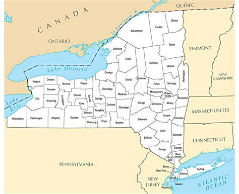 map usa new york state maps of new york state collection of detailed maps of
