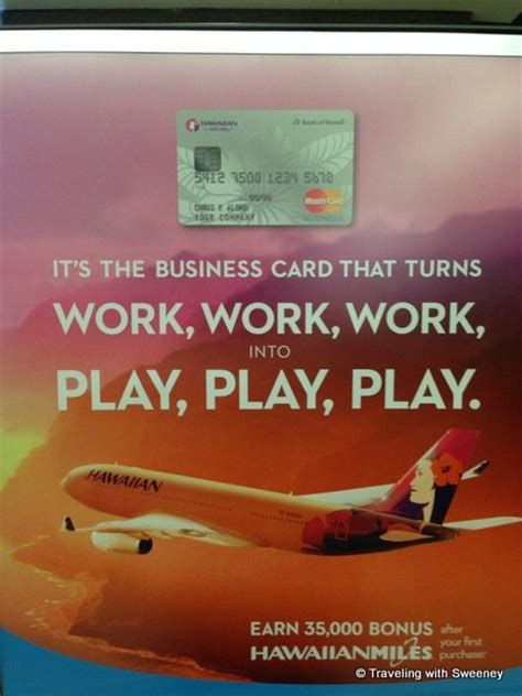 Hawaiian Airline Gift Card - new hawaiian airlines credit card launches with bonus miles and a gift for